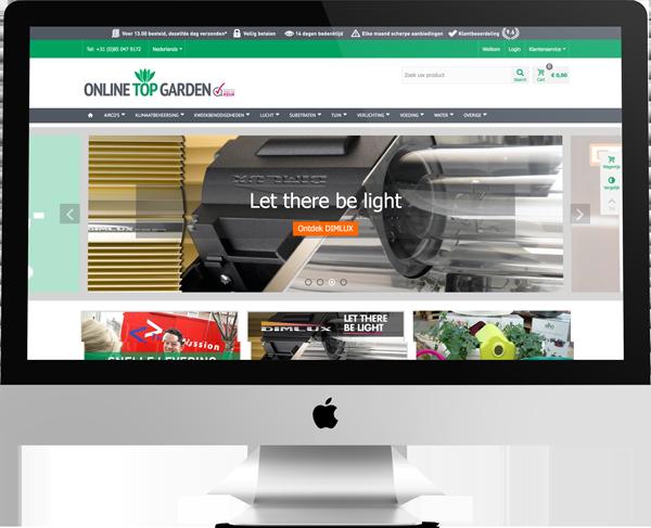 Online Top Garden
