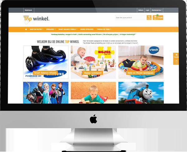 Online Top Winkel